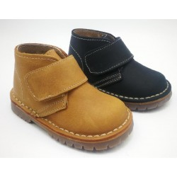 leather safari boot