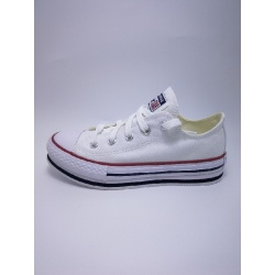 converse canvas sneaker with eva platform