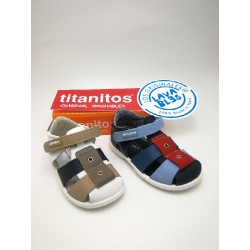 Washable sandal Amador titanitos