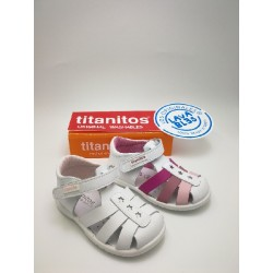 Ana titanitos washable sandal