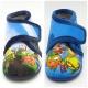 velcro slippers