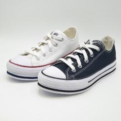 converse canvas sneaker with eva platform