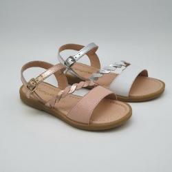Conguito Braided Sandal