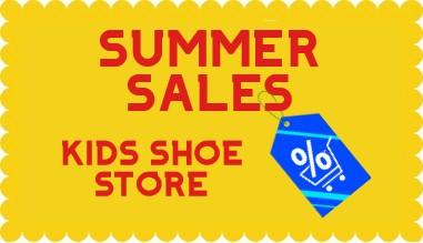 Sales in Tutu Kids Shoes